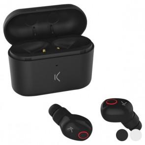 Auricolari Bluetooth con Microfono KSIX Free Pods 400 mAh