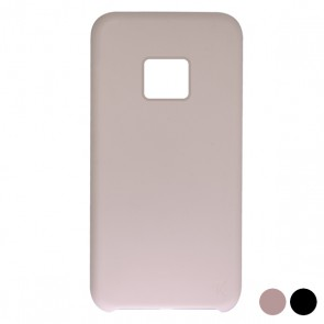 Custodia per Cellulare Huawei Mate 20 Pro KSIX Soft Silicone