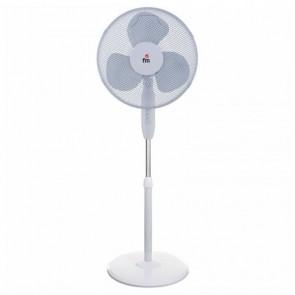 Ventilatore a Piantana Grupo FM VP-40 Bianco