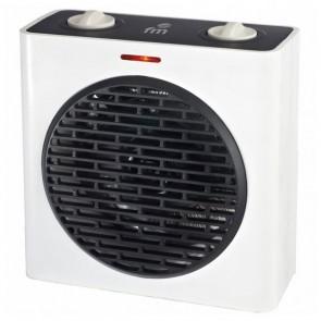 Riscaldamento Verticale Grupo FM T-20 2000W Bianco