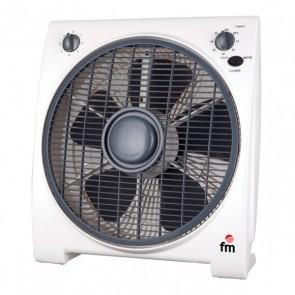 Ventilatore da Parete Grupo FM BF4 45W Bianco
