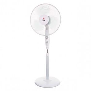 Ventilatore a Piantana Grupo FM P-40 45W Bianco