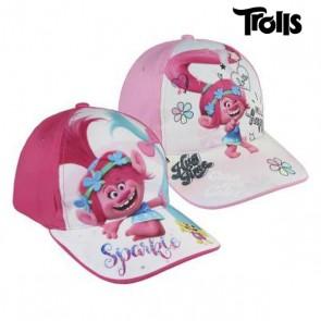 Cappellino per Bambini Trolls 72849 (53 cm)