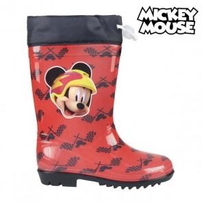 Stivali da pioggia per Bambini Mickey Mouse 73486 Rosso
