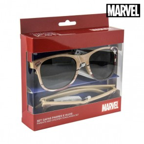Occhiali da sole Unisex Duo The Avengers 73877 (2 uds)