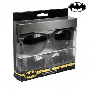 Occhiali da sole Unisex Duo Batman 73891 (2 uds)