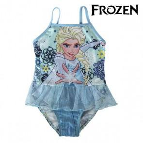 Costume da Bagno per Bambini Frozen Azzurro