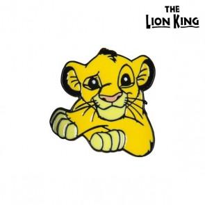Perno The Lion King Metallo Giallo
