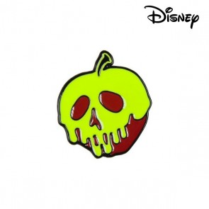 Perno Villains Disney Metallo Rosso Verde