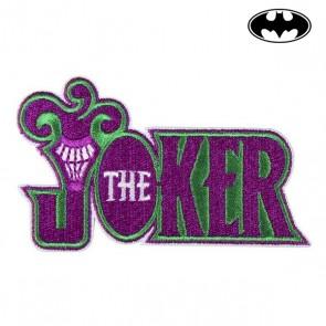 Toppa Joker Batman Poliestere Viola