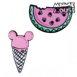 Chiusura Minnie Mouse Rosa