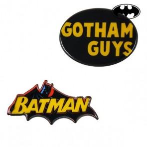 Chiusura Batman Giallo Nero