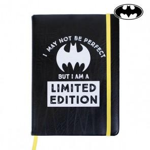 Agenda con Segnalibro Batman A5 Nero