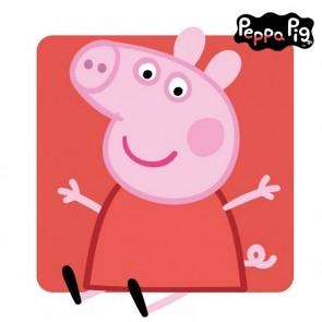 Cuscino Peppa Pig 74482 Rosa (25 X 25 cm)