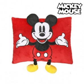Cuscino 3D Mickey Mouse 74483 Rosso