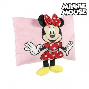 Cuscino 3D Minnie Mouse 74484 Rosa