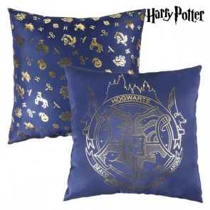 Cuscino Harry Potter 74509 Blu marino (40 X 40 cm)