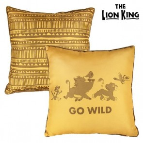 Cuscino The Lion King 74864 Giallo (40 X 40 cm)