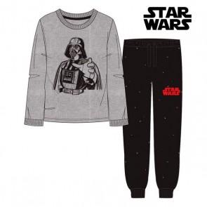 Pigiama Star Wars 74852 Grigio Adulti