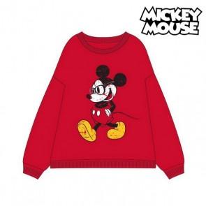 Felpa senza Cappuccio Donna Mickey Mouse