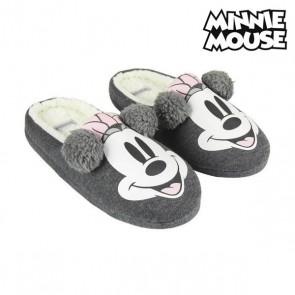 Pantofole Per Bambini Minnie Mouse Grigio