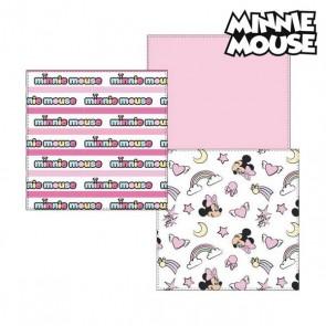 Asciugamano in Mussola Minnie Mouse 75381 Rosa (Pacco da 3)