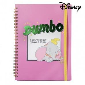 Quaderno con Anelli Dumbo Disney