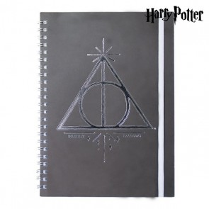 Quaderno con Anelli Harry Potter