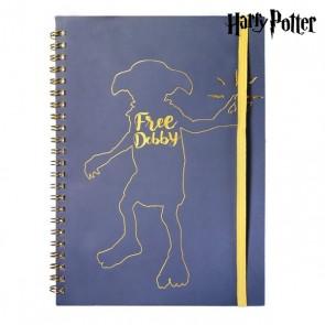 Quaderno con Anelli Harry Potter
