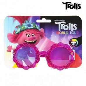 Occhiali da Sole per Bambini Trolls Fucsia