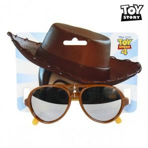 Occhiali da Sole per Bambini Woody Toy Story Marrone