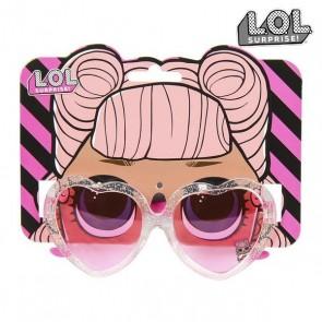 Occhiali da Sole per Bambini LOL Surprise! Bianco Rosa