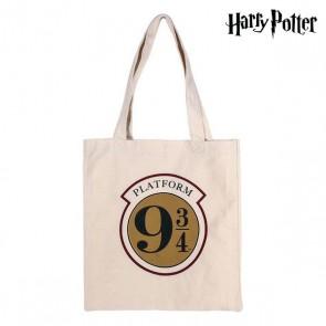 Borsa Multi-uso Harry Potter 72890 Bianco Cotone