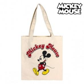 Borsa Multi-uso Mickey Mouse 72891 Bianco Cotone