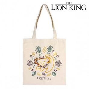 Borsa Multi-uso The Lion King 72894 Bianco Cotone