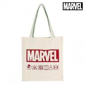 Borsa Multi-uso Marvel 72895 Bianco Cotone