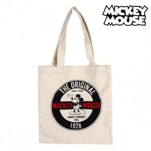 Borsa Multi-uso Mickey Mouse 72945 Bianco Cotone