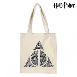 Borsa Multi-uso Harry Potter 72946 Bianco Cotone