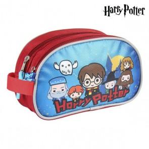 Necessaire per la Scuola Harry Potter Azzurro