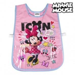 Bavaglino Minnie Mouse Rosa
