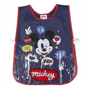 Bavaglino Mickey Mouse Azzurro