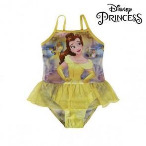 Costume da Bagno per Bambini Princesses Disney 71950 Giallo