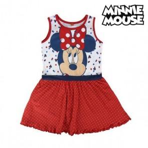 Vestito Minnie Mouse 71969 Rosso