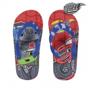 Ciabatte da Piscina Blaze and the Monster Machines 72373 Azzurro Rosso
