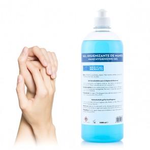 Gel Mani Disinfettante THR 1 L Igienizzante Antibatterico Pulizia Igiene