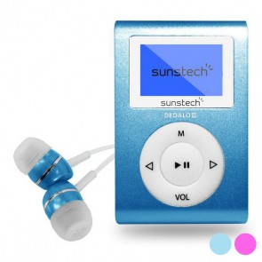 "Riproduttore MP3 Sunstech Dedalo III 1,1"" 8 GB"