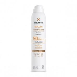Spray Protezione Solare Repaskin Corporal Sesderma Spf 50+ (200 ml)