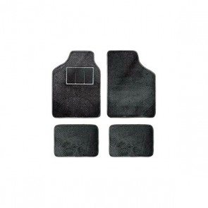 Set di Tappetini per Auto GOM001012 Universale (4 pcs)