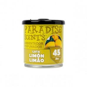 Deodorante per la Macchina Paradise Scents Limone (100 gr)