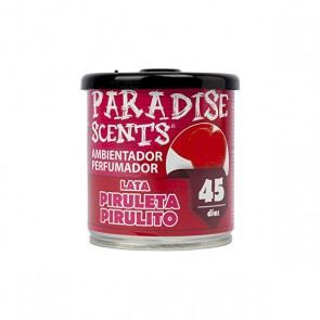 Deodorante per la Macchina Paradise Scents Leccalecca Bi (100 gr)